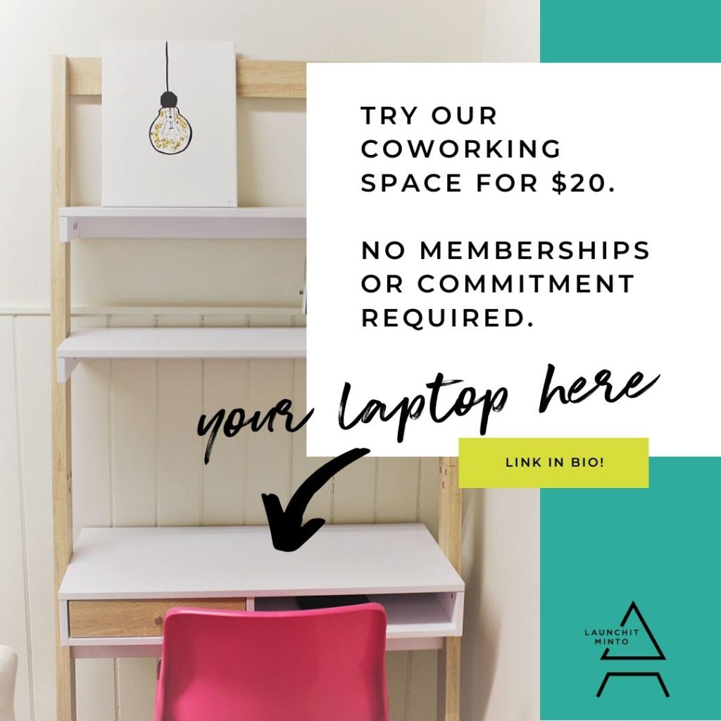 Try Our Coworking Space for $20