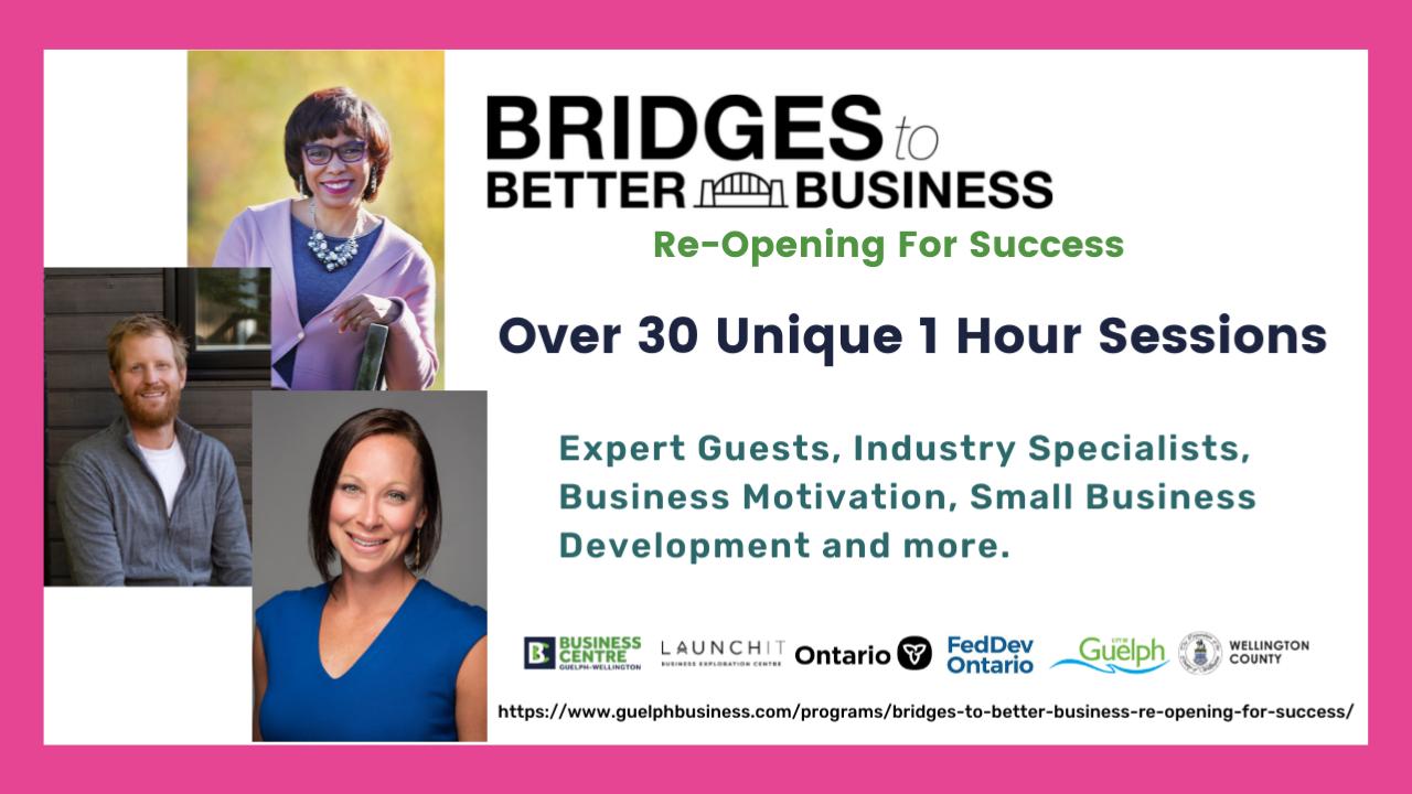 bridges to better business logo